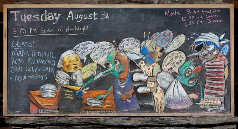 chalkboard by Arthur Gonzalez
