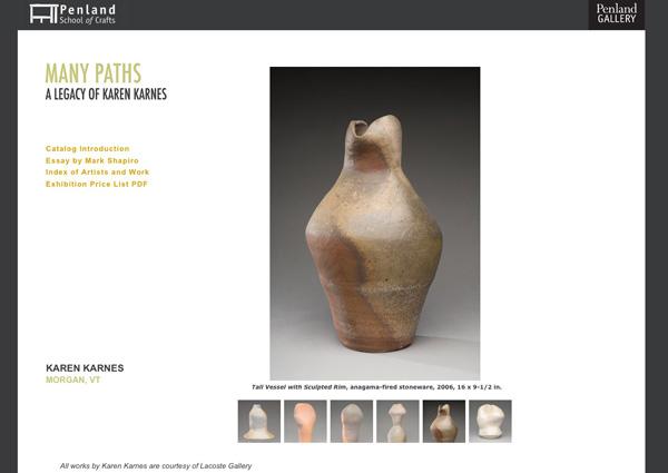 Karen Karnes catalog