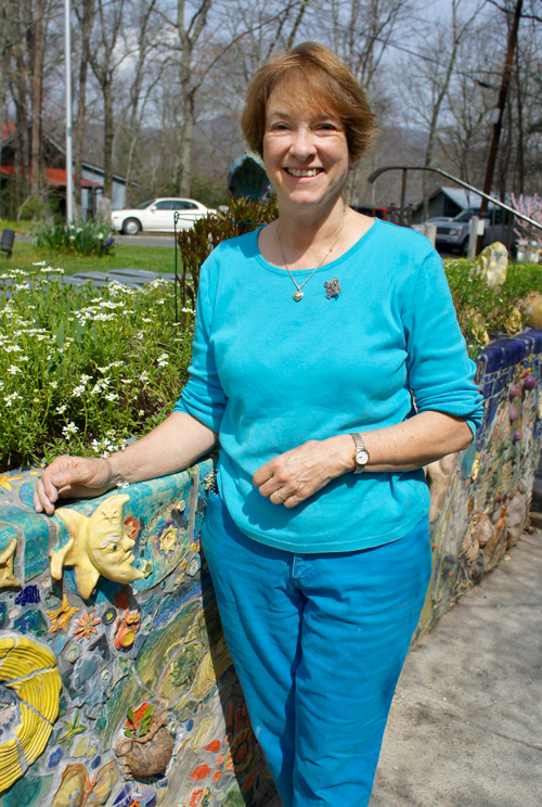 Clay student Cathie Murdaugh