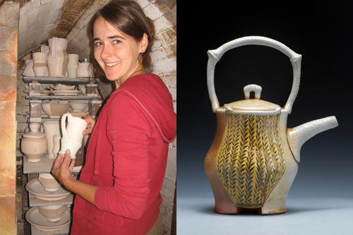 Joy Tanner pottery
