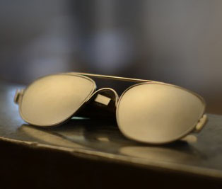 glasses by Lee Kuczewski