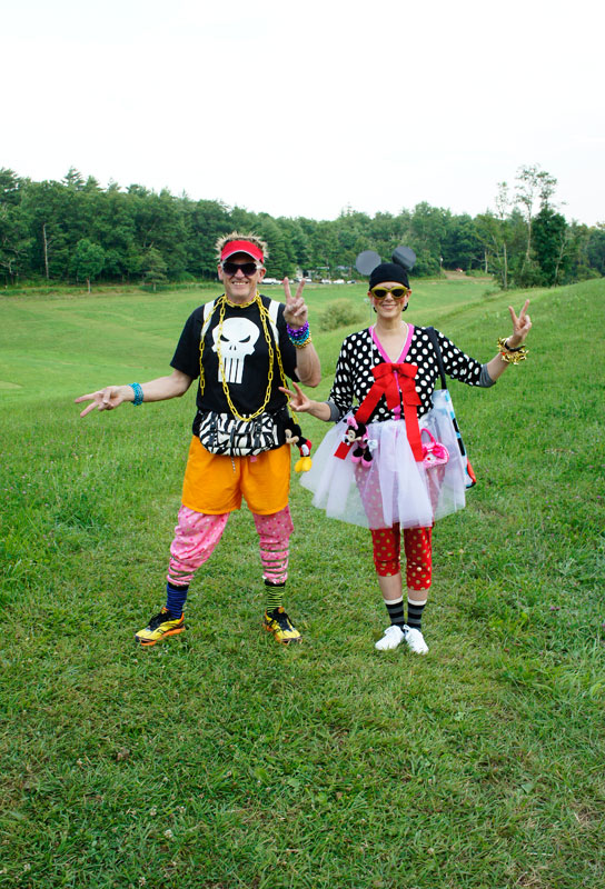 Tom Spleth and Jean McLaughlin July 4