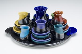 pots by Angela Fina