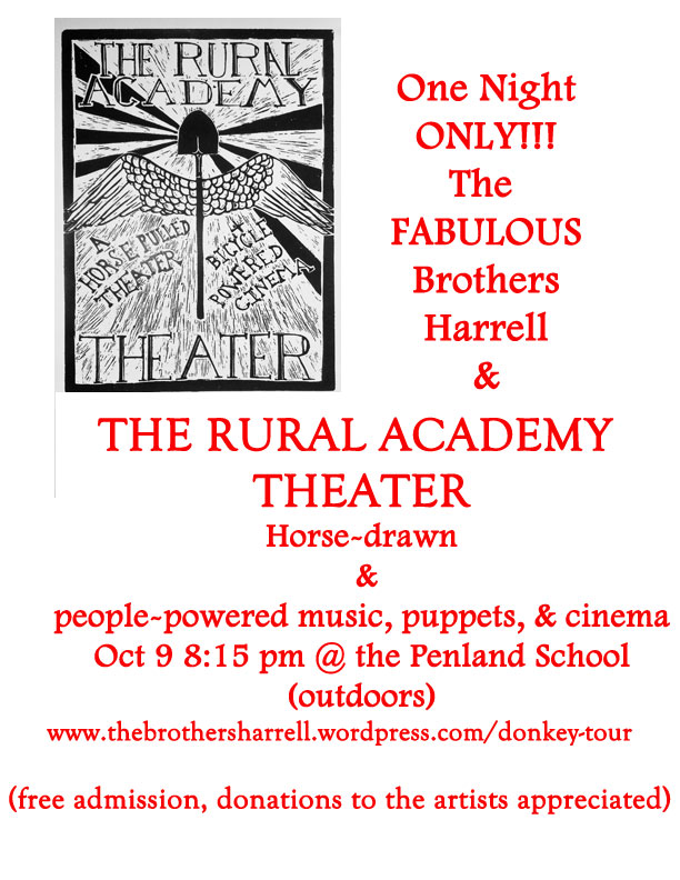 Rural Academy Theater at Penland School