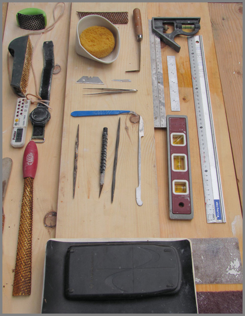 Mark Warren's toolbox