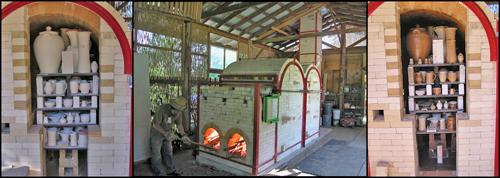 Dan Finnegan wood firing