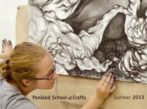 Penland catalog cover