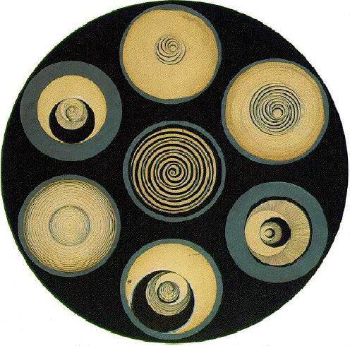 Marcel Duchamp, Disques Avec Spirales (Rotorelief), via mfranck.com